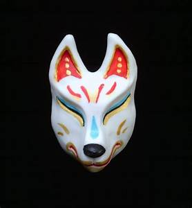 30 best ceramics mask images on Pinterest | Kitsune mask ...