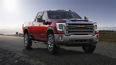 2020 gmc 2500 gas engine 2020 gmc hd look heavy duty competition