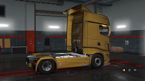 Scania R700 Upd 128x Truck Mod Euro Truck Simulator 2 Mods