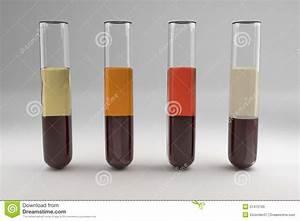 Blood serum common types stock illustration. Illustration ...