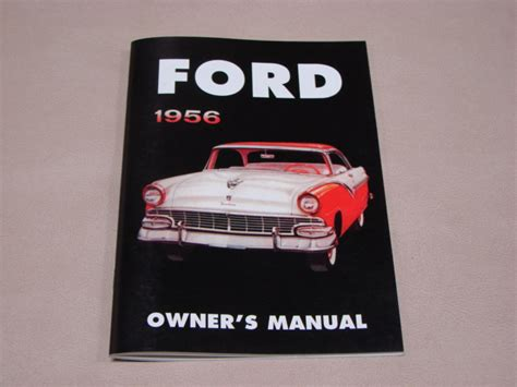 plt om owners manual   ford passenger cars