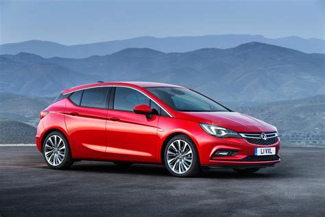 2015 Opel Astra K Is Here To Stay