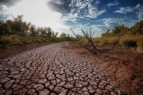 Drought on Lake Fort Phantom, Abilene, TX by Ron Longwell ...