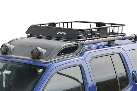 curt roof rack curt roof mounted cargo rack free shipping