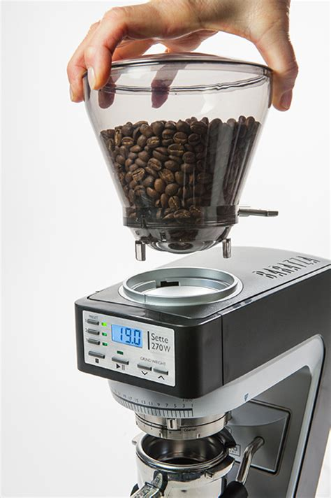 While the rest of the coffee world has evolved a lot the last 25 years, espresso grinders, have more or less stayed the same. Baratza Sette 270 Espresso Grinder - Espresso Planet Canada