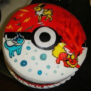 best pokemon cakes om nom nom