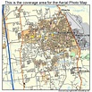 Aerial Photography Map of Warner Robins, GA Georgia