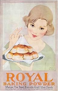 Royal Baking Powder, 1920   Retro Prints & Ads   Pinterest ...
