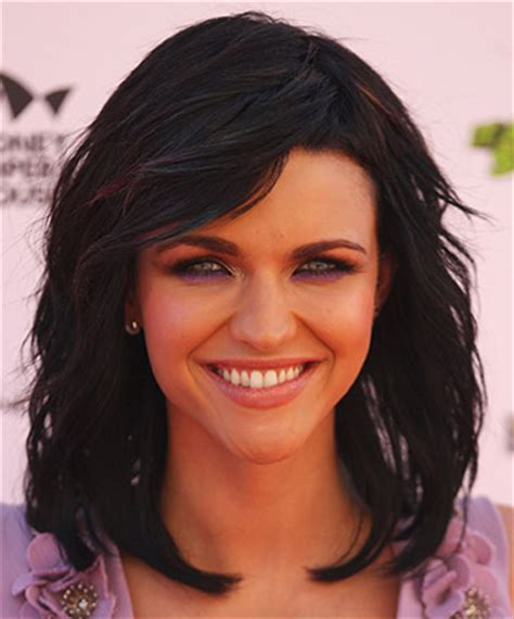 Ruby Rose's Wavy, Layered Hair in 2010, You'll Barely