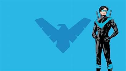 Nightwing Comics Wallpapers Zoom Dc Phone Comic