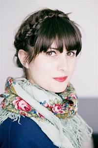 Tresse Cheveux Courts : tuto vid o faire une tresse couronne avec les cheveux courts trendy mood ~ Melissatoandfro.com Idées de Décoration