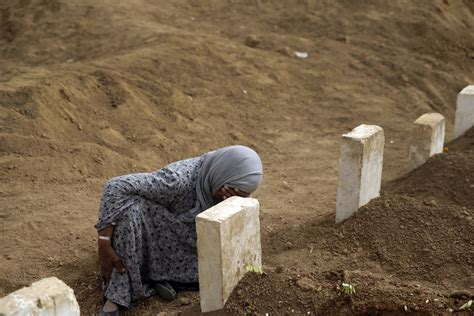Our Hearts Are Breaking For These Mothers In Syria