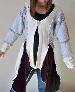 Upcycled Sweater Coats