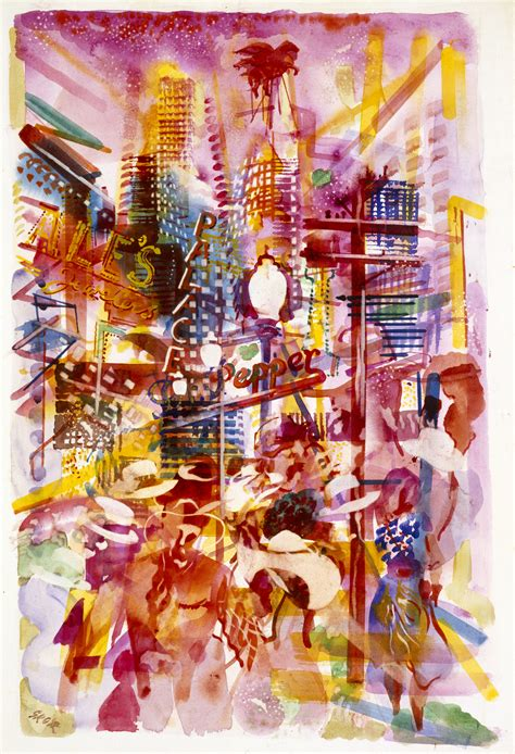 George Grosz's Dallas in 50's - Urban Art and Antiques ...