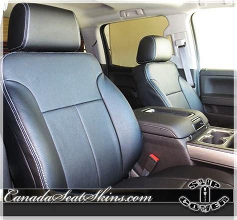 2014  2017 Chevrolet Silverado Clazzio Seat Covers