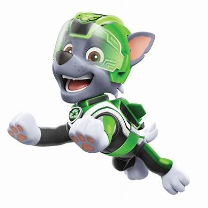 Paw Patrol Jet Rescue Rocky Characters Breed