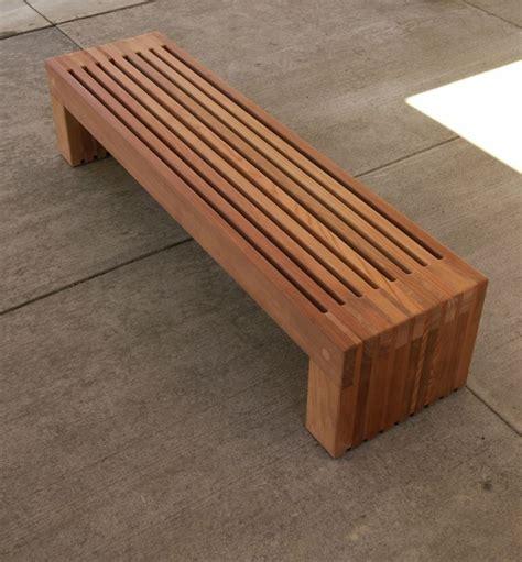 Wooden Benches Zazouloungecom