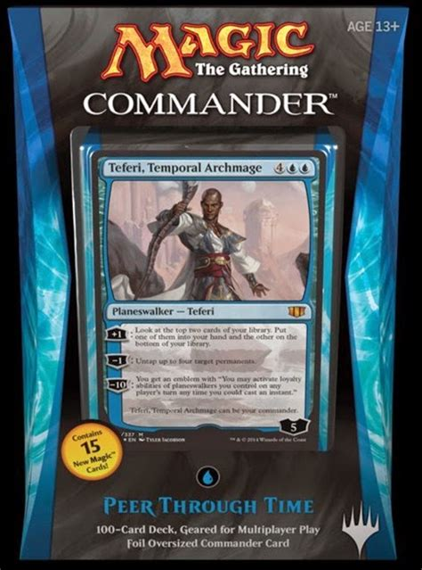 precon commander decks 2015 high quality mtg 2015 decks 2 new commander decks 2014