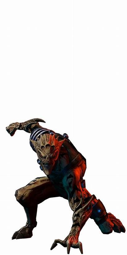 Vorcha Soldier Mass Effect Masseffect Me3 Male