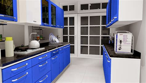 parallel kitchen ideas five basic shapes of modular kitchen designs from