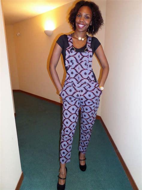modele wax femme model pagne africain pantalon
