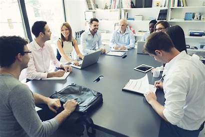 Meeting Employee Types Check Keep Menaces