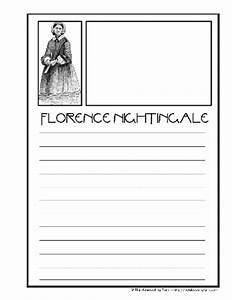 florence nightingale notebooking pages With florence nightingale lamp template