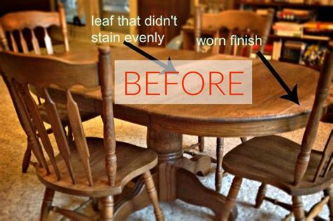 Living Room Makeovers Before And After Pictures by 9 Dining Room Table Makeovers We Can T Stop Looking At
