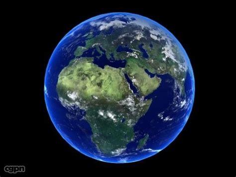 Earth Animated High Quality 3d Model Cgstudio