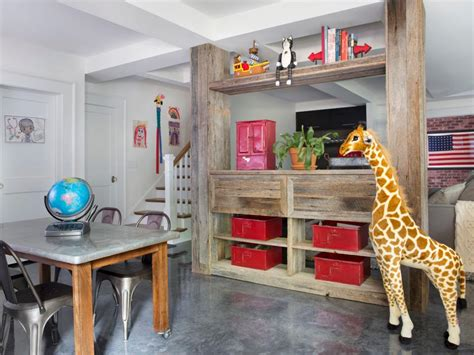 How To Decorate Basement Walls - unfinished basement ideas overhaul your unfinished