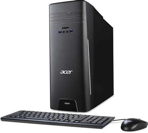 pc bureau acer i5 acer aspire at3 710 ur52 desktop reviews