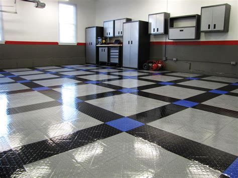 RaceDeck Tuffshield   Garage Flooring