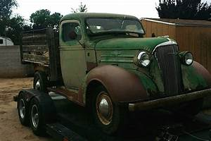 1937 Chevrolet Truck  Perfect Patina