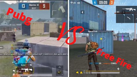 This is a bit tricky to answer. PUBG VS FREE FIRE !!! Which Is Better - YouTube