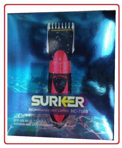 razors shavers epilators surker rechargeable hair clipper hc