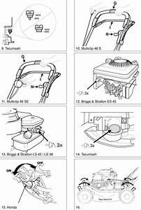 Stiga Multiclip 46s Users Manual