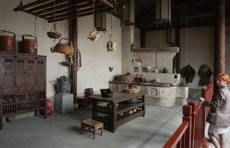Ancient Chinese Kitchen