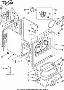 Whirlpool Clothes Dryer Ler5636jq0 User Guide