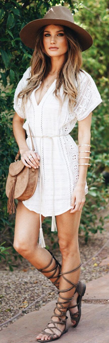 35 Adorable Bohemian Fashion Styles For Spring/Summer 2017 - Gravetics