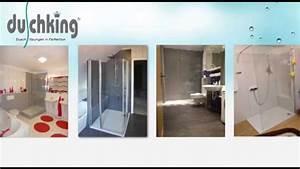 Neue Dusche Einbauen : duschking ihre neue dusche in nur 2 tagen youtube ~ Michelbontemps.com Haus und Dekorationen