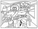 Coloring Pages Bible Story Pastor Children Spring Illustrated Getdrawings Printable Ministry Holy Getcolorings sketch template
