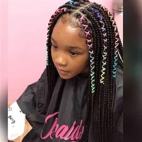 Kid Braid Black Hairstyles by 40 Braids For Black 2018 Mr Haircuts