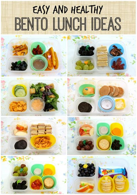 easy cing lunch ideas easy and healthy bento lunch ideas round 4 smashed peas carrots