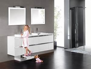 miroir castorama salle de bain simple miroir salle de With carrelage adhesif salle de bain avec neon led ballast