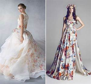 wedding dresses in color wedding ideas With wedding dress with color