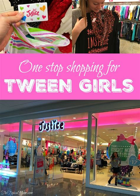 stop shopping  tween girls  typical mom