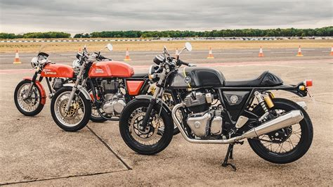 Royal Enfield Continental Gt Image by Royal Enfield Announces Global Launch Of New Bikes