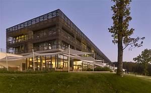Architektur Und Design Zeitschrift : holzriegel ber landschaftspanorama hotel und spa seezeitlodge am bostalsee detail magazin ~ Indierocktalk.com Haus und Dekorationen