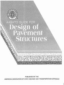 Aashto Guide For Design Of Pavement Structures  1993  Nopw