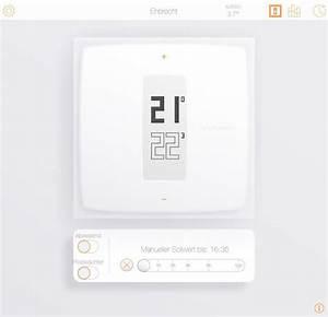 Frostwächter Mit Thermostat : netatmo der thermostat f r das smartphone tekshreks blog ~ Orissabook.com Haus und Dekorationen